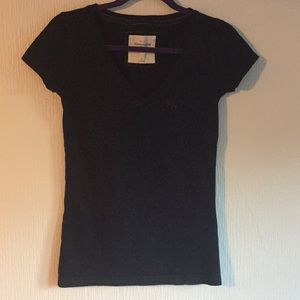Abercrombie Navy Tee Shirt